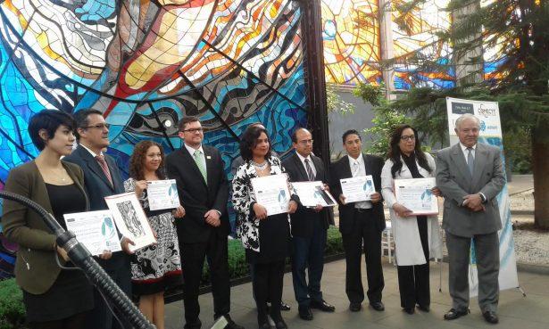Premia Comecyt a seis periodistas y otorga mención honorífica por 8º concurso