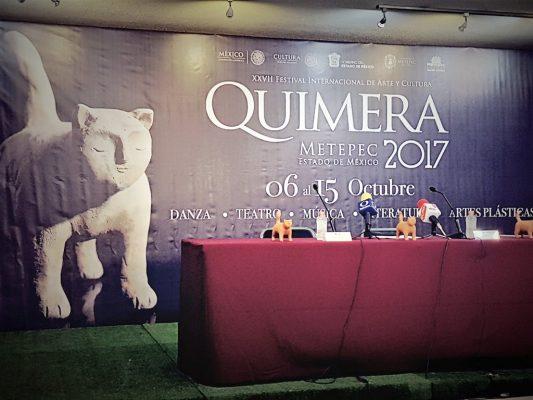 Quimera 2017 prepara rica oferta literaria