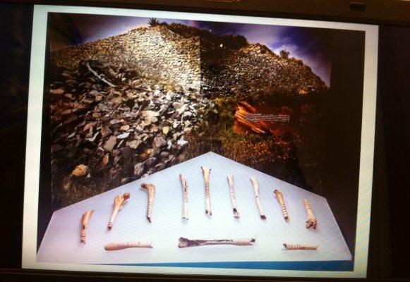 Resguarda Cerro del Toloche 400 piezas matlazincas
