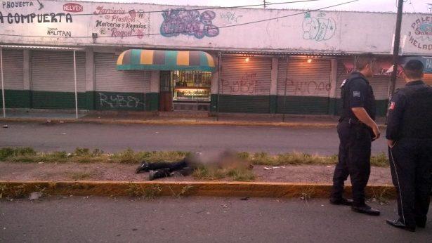 Pelea callejera deja un hombre muerto en Ecatepec