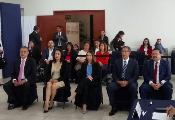 Listo el Comité de Participación Ciudadana del Sistema Anticorrupción