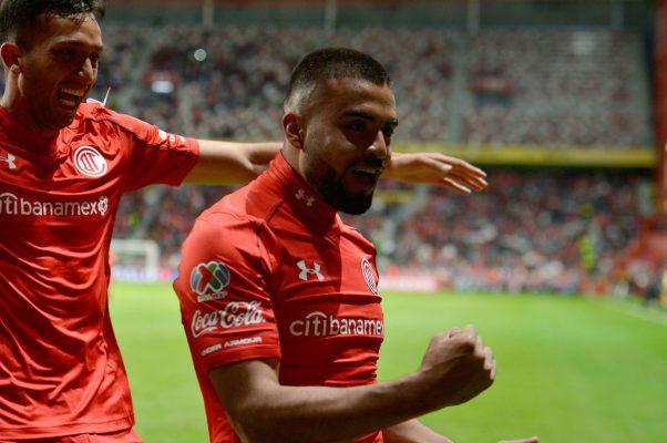 Toluca recuperó terreno en la Liga
