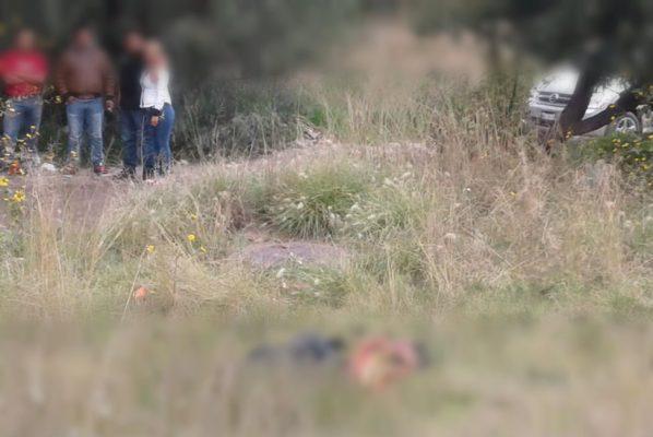 Hallan cadáver devorado por la fauna en Jaltenco