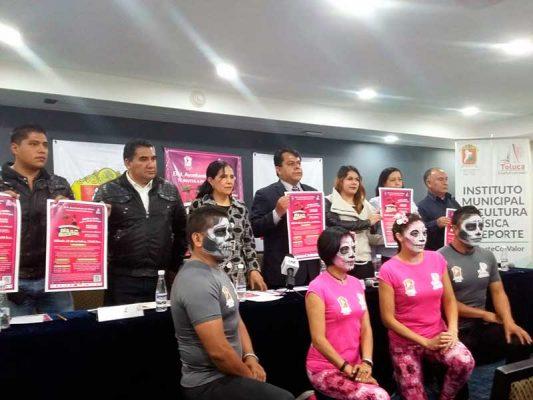 Arranca en Toluca la Noche de Museos inspirada en el Día de Muertos