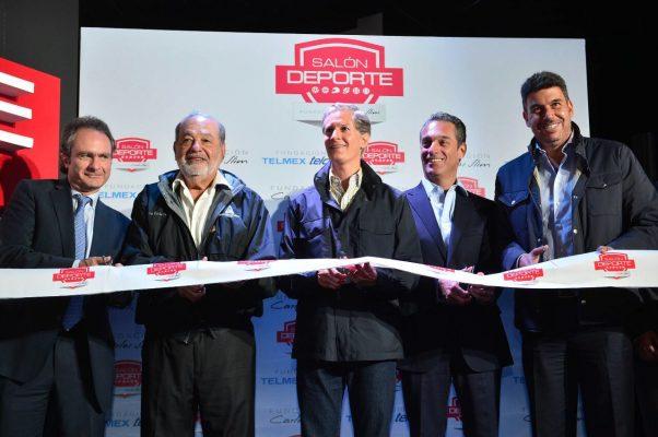 Inauguran Salón Deporte en el Cetram Naucalpan