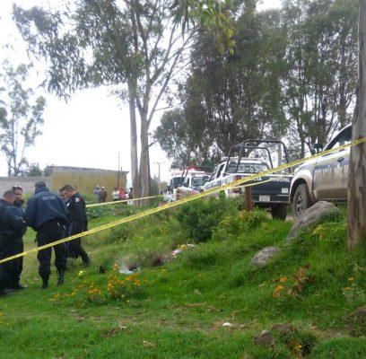 Hallan cadáver enredado en cobijas en Nicolás Romero