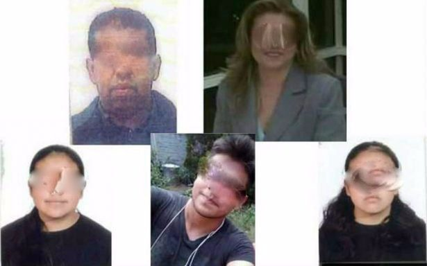Encuentran los cuerpos sin vida de una familia en Tultepec