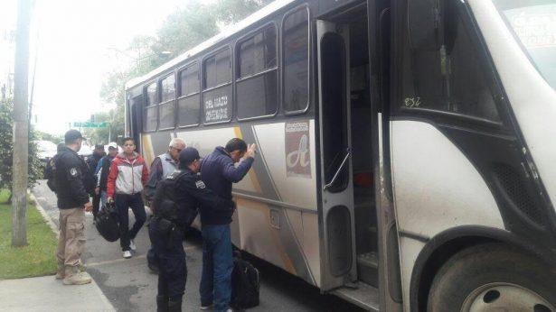Tlalnepantla y Cuautitlán Izcalli: los municipios conmás asaltos al transporte público en Edomex