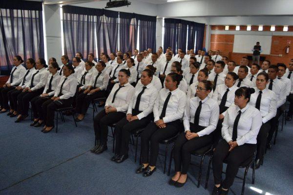 Capacitan a 200 nuevos Ministerios Públicos y policías de investigaciones