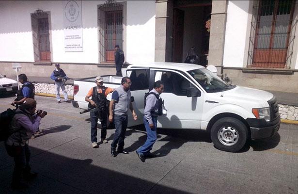 Extraditan al ex edil de Fortín por desfalco de 46 mdp