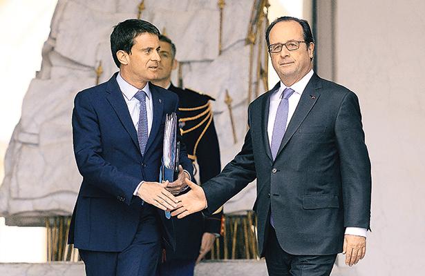 Tregua momentánea en la crisis institucional en Francia