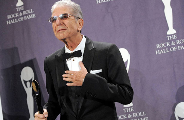 Revelan que Leonard Cohen murió mientras dormía