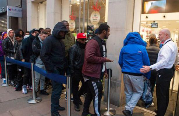Viernes Negro espera ventas récord online gracias a los consumidores británicos