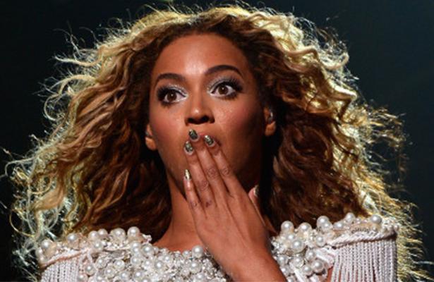 ¡Más kilitos! Así luce Beyoncé su avanzado embarazo