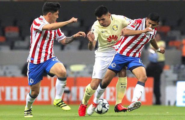 América y Guadalajara, los grandes duelos del Clásico