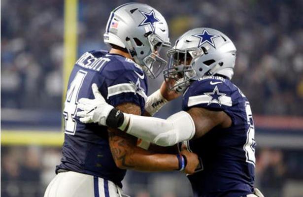 Vaqueros de Dallas imparables tras su décima victoria seguida