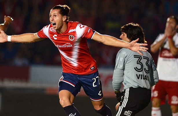 Veracruz vence 2-1 a Tijuana que puede perder cima general
