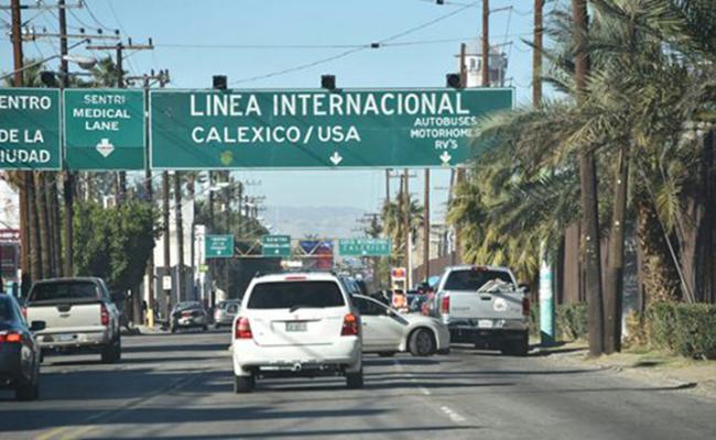 Frontera México- Estados Unidos (Foto: La Voz de la Frontera)