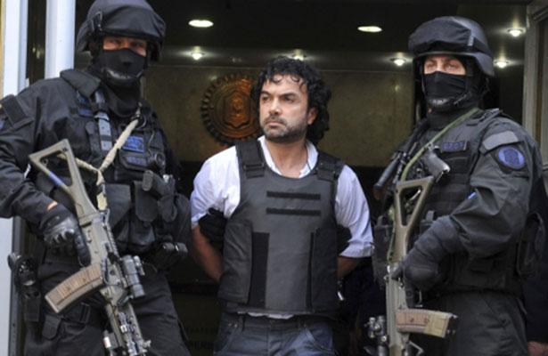 """Extraditan a """"Mi Sangre"""", el mayor proveedor de coca de Los Zetas"""