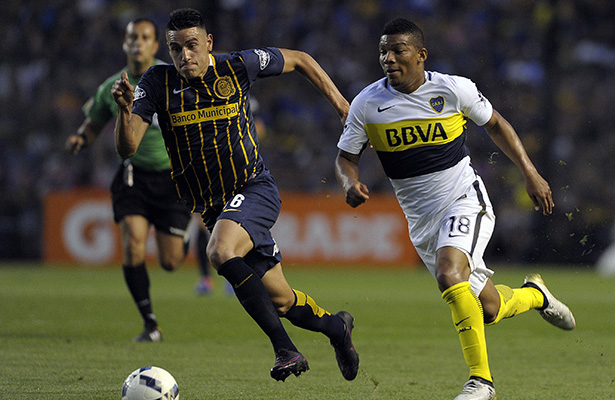 Argentina: Boca empata de local y River a domicilio