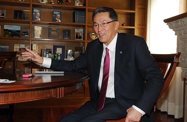 Kazajstán podría ser principal socio de México en Asia