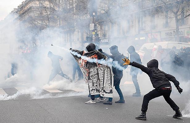 La sombra de la corrupción ensucia las elecciones presidenciales en Francia