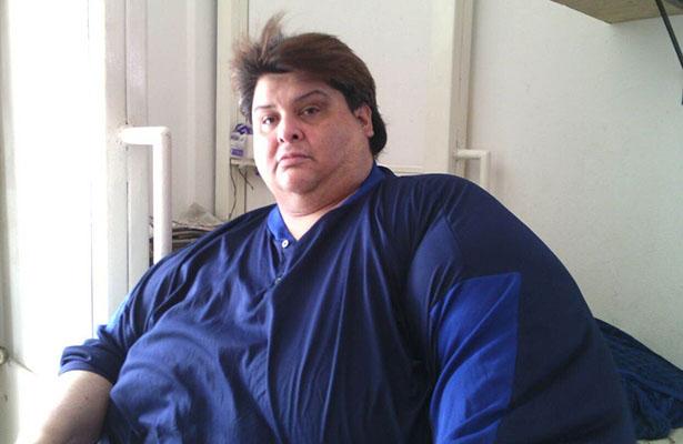 Hombre más obeso de Tampico ingiere raticida