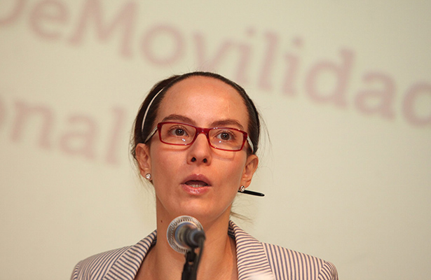 México requiere mayor diversificación comercial: Gabriela Cuevas