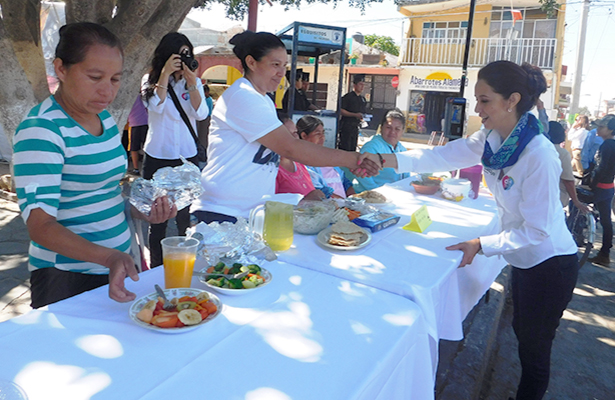 Realiza Celaya Feria de la Prevención y el Buen Comer