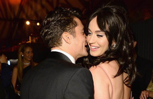 Katy Perry y Orlando Bloom, juntos en Día de Gracias