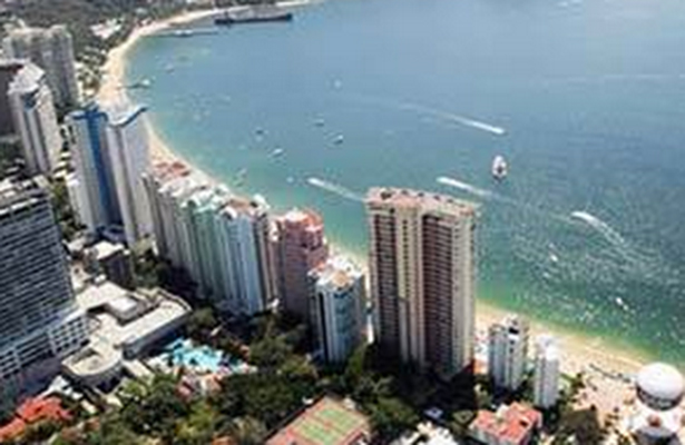 Registra Acapulco 51.8 por ciento de ocupación hotelera, este fin de semana largo