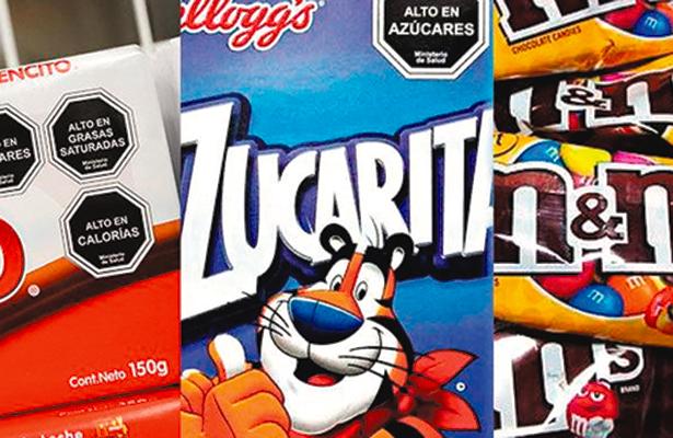 Chile demanda a Nestlé y Kellogg's por publicidad en cereales