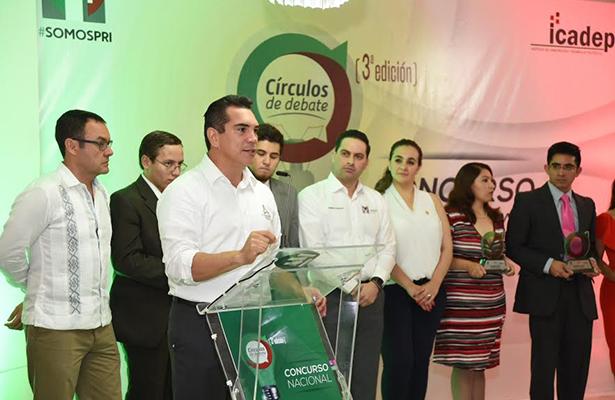 Anuncia Moreno infraestructura  deportiva para Campeche
