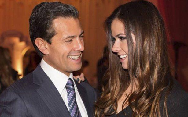 Peña Nieto advierte a pretendientes de su hija que 'no la tendrán fácil'