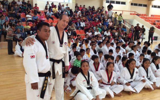 Manuel Jurado Malacara, pionero del taekwondo olímpico