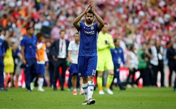 Diego Costa, fuera de la convocatoria del Chelsea para Champions