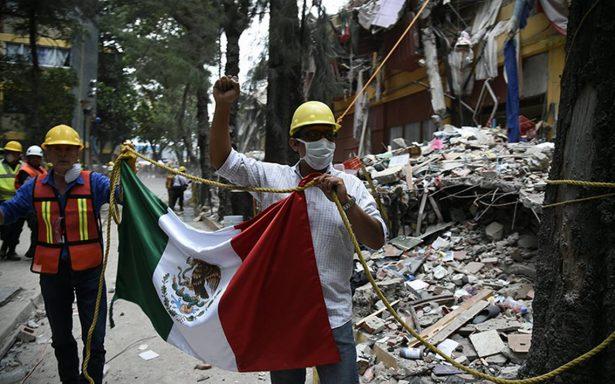 Ocho ejemplos de unión tras el sismo ¡como México no hay dos!