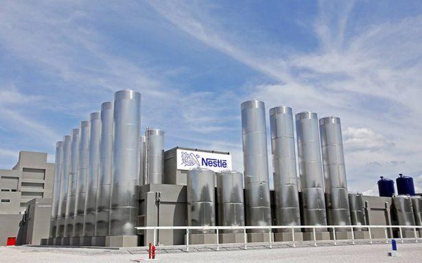 L'Oreal, lista para comprar 23% de Nestlé