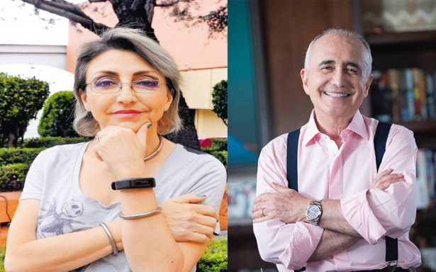 Fernanda Tapia y Pedro Ferriz cuentan su experiencia en los sismos del 19 de septiembre del 85 y del presente año