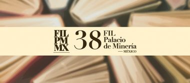Todo listo para la 38 Feria Internacional del Libro del Palacio de Minería