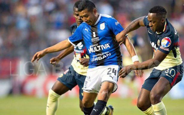 Golazo de Henry Martín da primer triunfo al América en Clausura 2018