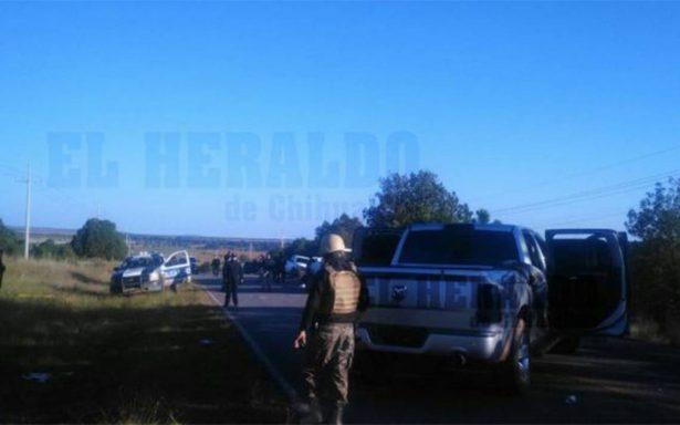 Reportan enfrentamientos y secuestros en Chihuahua