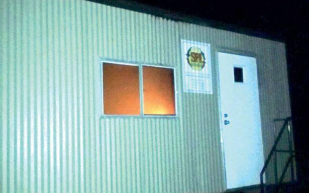 Lanzan bomba molotov a instalaciones sindicales de la CTM