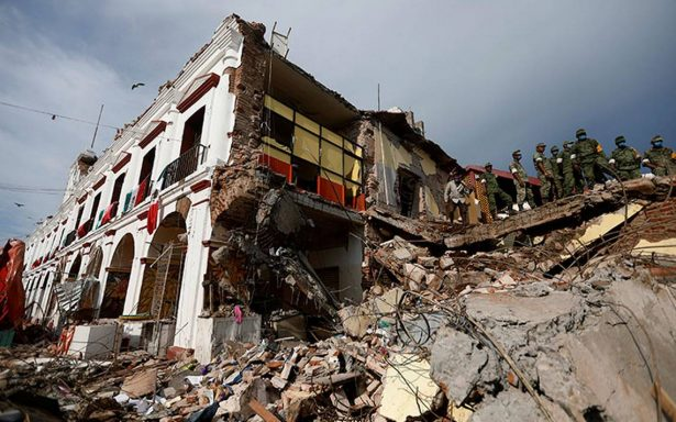 México sísmico