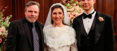 La verdadera boda real es entre Sheldon y Amy de The Big Bang Theory