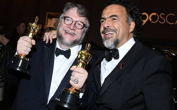 ¿González Iñárritu a favor del muro? Sí, pero 'un muro de puros Oscar'