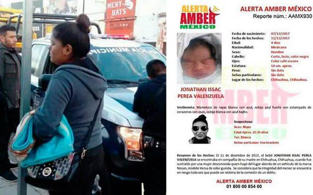 Mamá engañada: le roban a su bebé a plena luz del día en Chihuahua