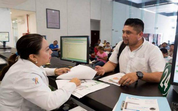 Suspenden trámites en Secretaría de Salud hasta el 6 de octubre