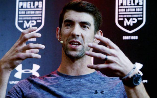 Michael Phelps lamenta casos de dopaje en el deporte