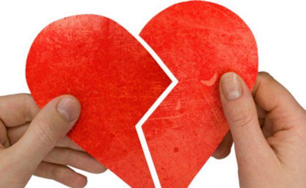 ¡El corazón roto sólo está en la mente!